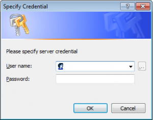 Credential Pop-up from PowerShell Profile